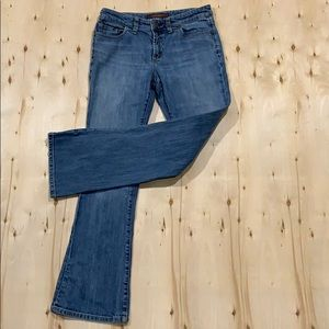 The Limited Women's Boot Cut Blue Jeans Size 6 Reg